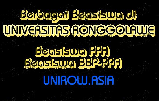 Beasiswa Universitas ROnggolawe
